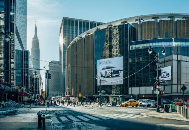 Visiter le Madison Square Garden à New York : billets, tarifs, horaires