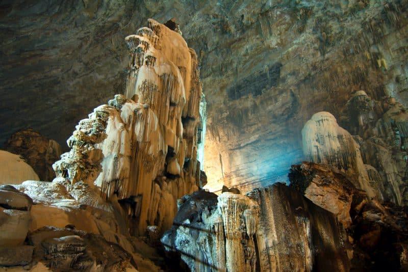 Parc national Grutas de Cacahuamilpa