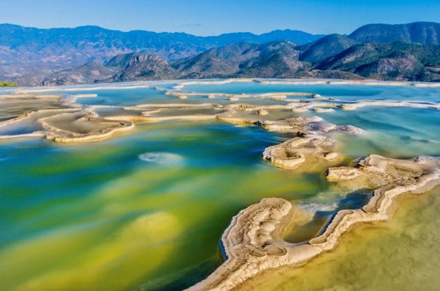 Les 17 plus beaux endroits à visiter au Mexique