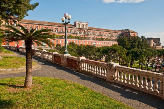 Visiter le Palais royal de Naples : billets, tarifs, horaires