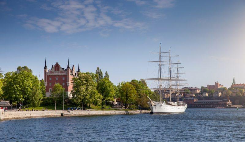 Île de Skeppsholmen