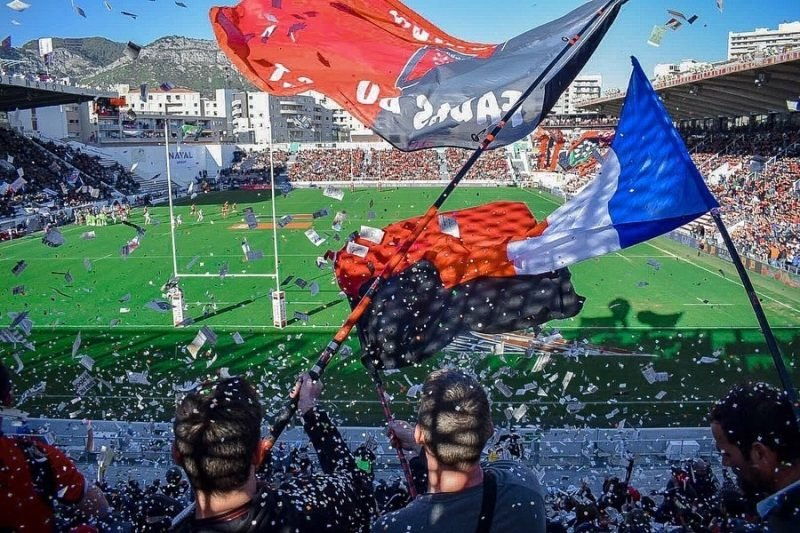 Stade Mayol, Toulon