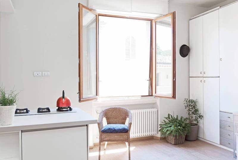 Studio moderne à Florence