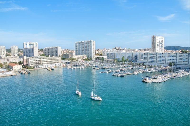 Réserver un trajet en ferry en Corse depuis Toulon