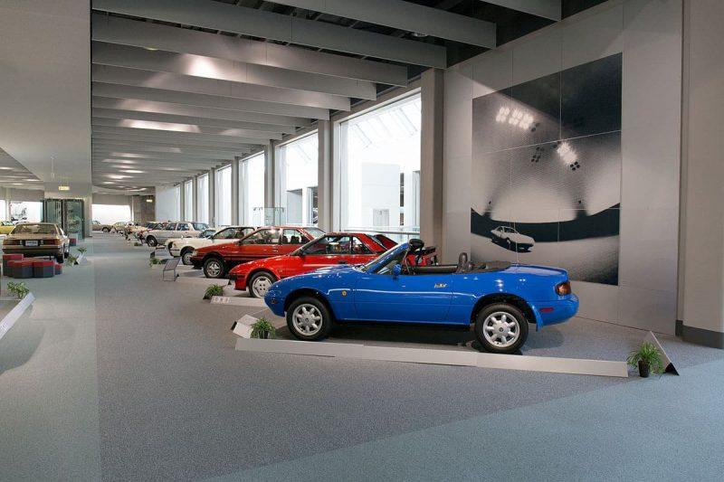 Musée Toyota, Nagoya