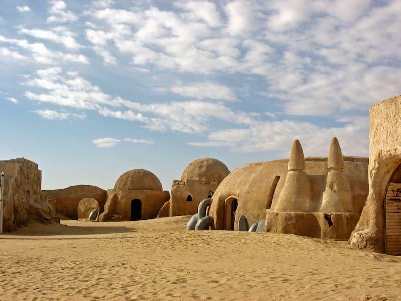 Tozeur en Tunisie