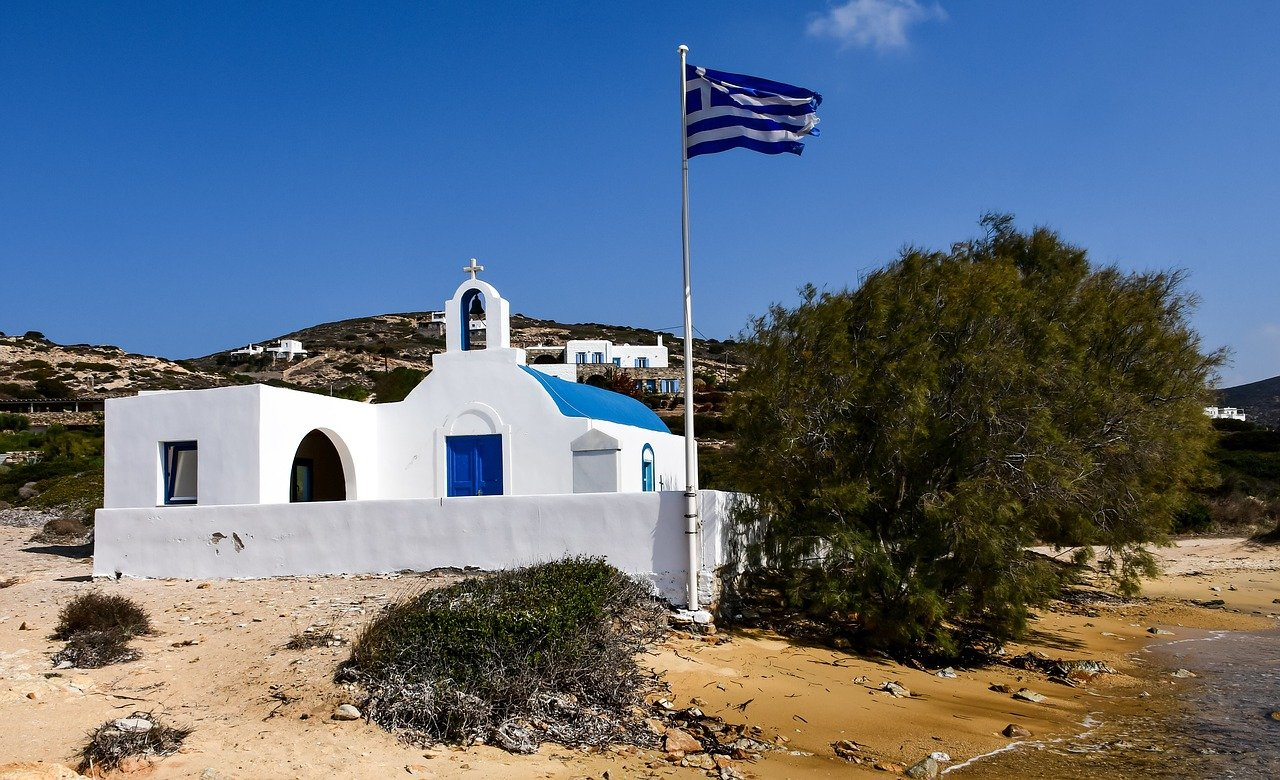 Planifier un trajet en ferry pour Paros