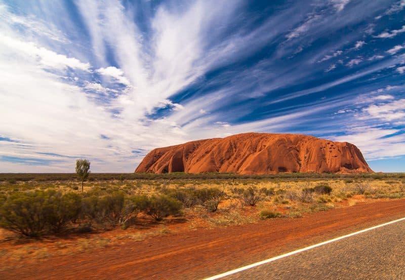 Uluru, Ayers Rock, Australie