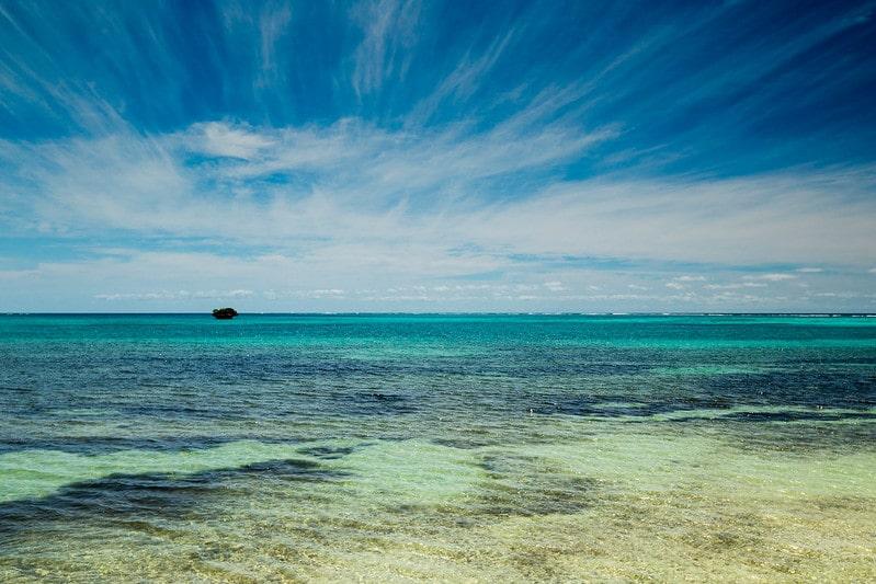 Baie d'Upi, Nouvelle-Calédonie