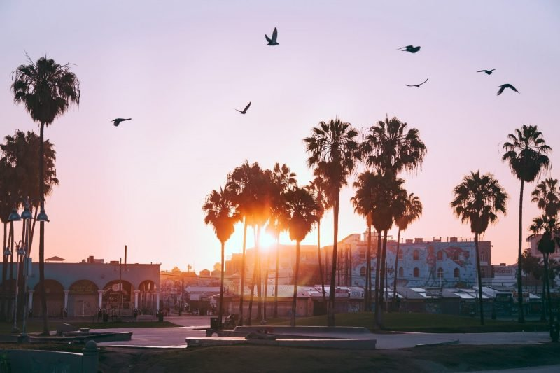 Venice Beach, Los Angeles, Etats-Unis
