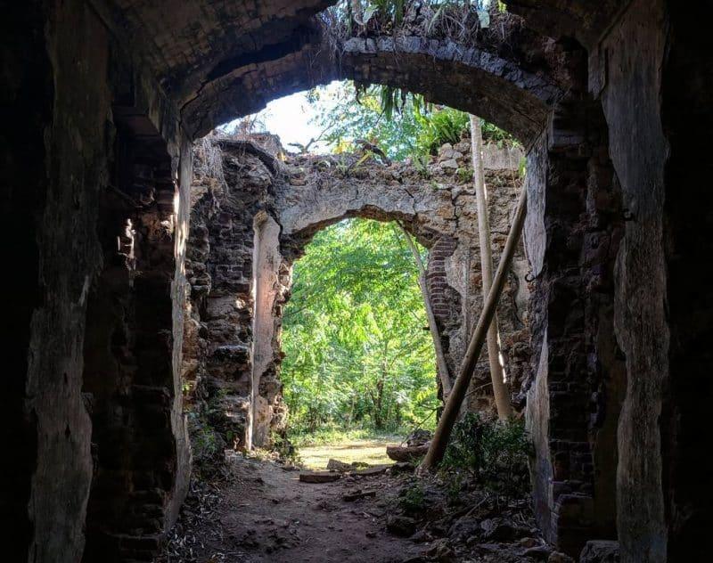Vestiges du Bagne, Nouvelle-Calédonie