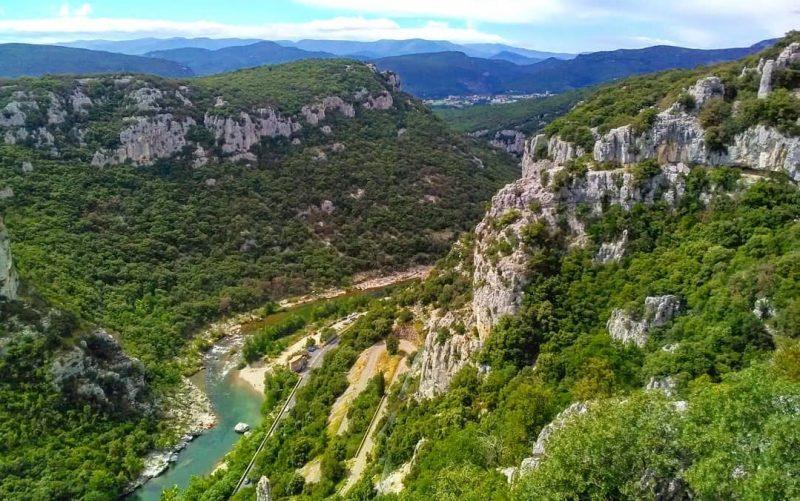 Via Ferrata du Thaurac