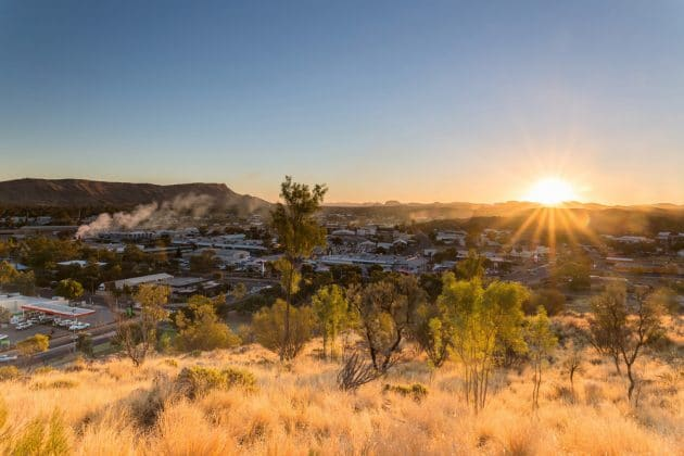 Les 10 choses incontournables à faire à Alice Springs