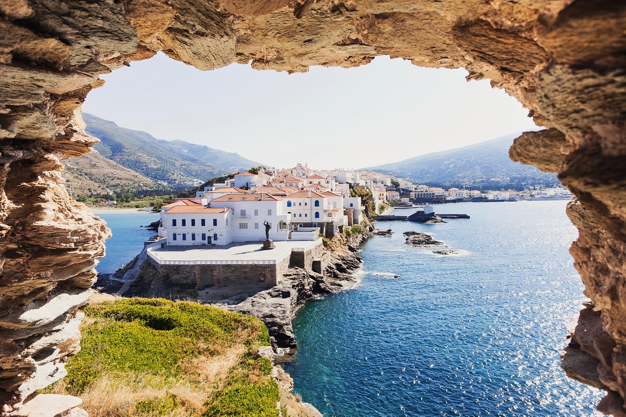 Visiter Andros, Grèce