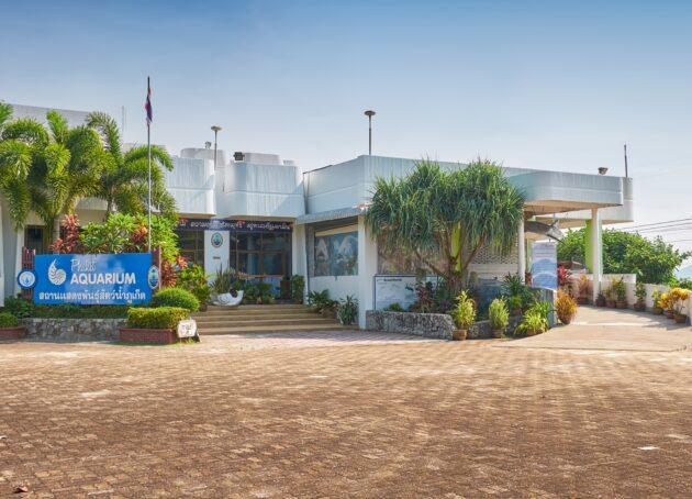 Visiter l'aquarium de Phuket : billets, tarifs, horaires