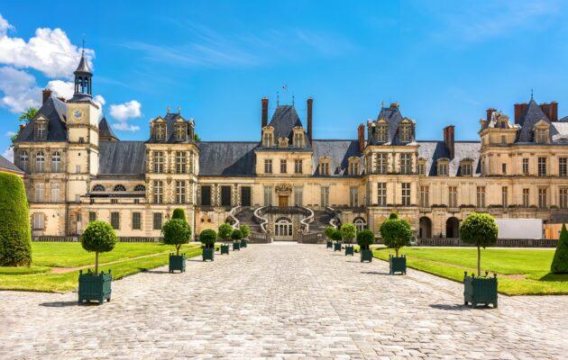 Visiter le Château de Fontainebleau : billets, tarifs, horaires