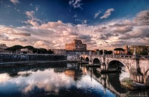 Visiter le Château Saint-Ange à Rome : billets, tarifs, horaires
