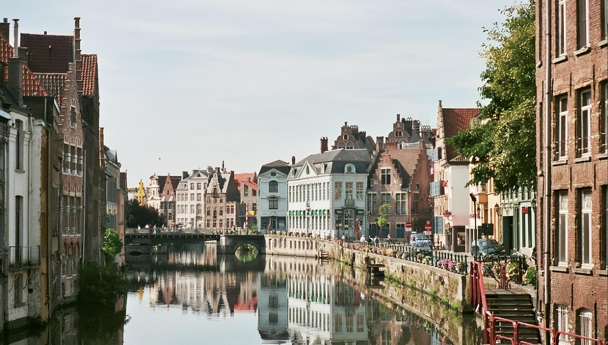 Visiter Gand en Belgique