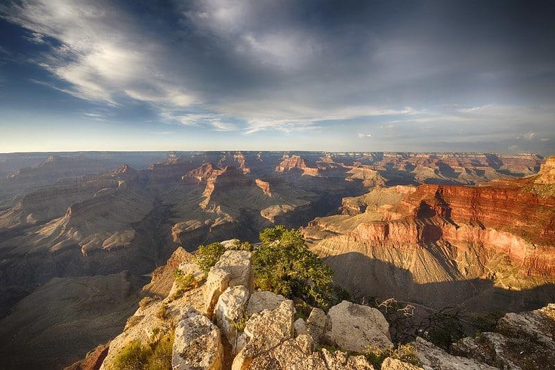 Visiter le Grand Canyon aux Etats-Unis