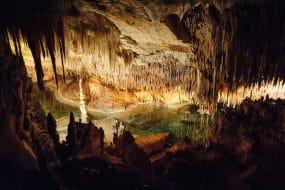 Visiter les Grottes du Drach à Majorque