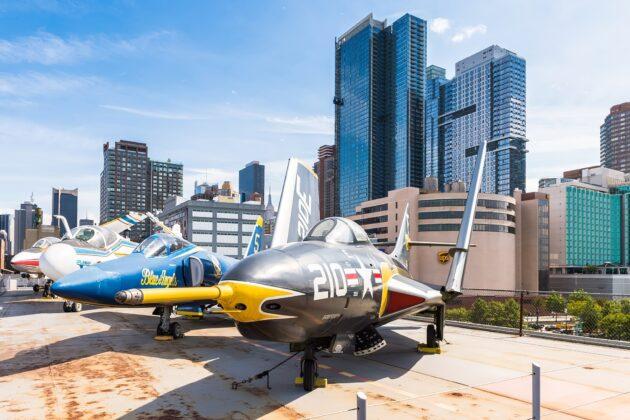 Visiter l'Intrepid Sea Air & Space Museum à New-York : billets, tarifs, horaires
