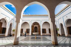 Visiter le Musée de Marrakech
