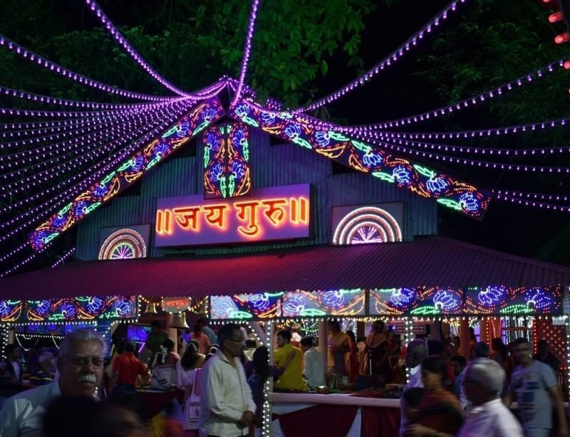 Sadguru Shri Jangli Maharaj Samadhi Temple