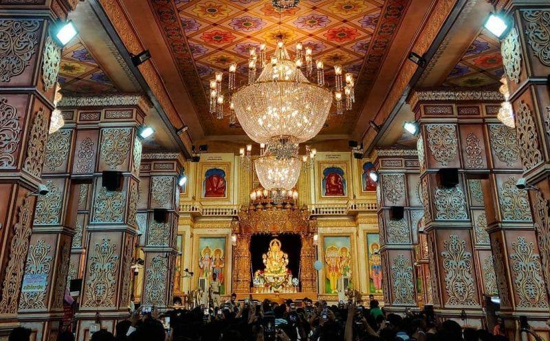 Shreemant Dagdusheth Halwai Ganpati Temple