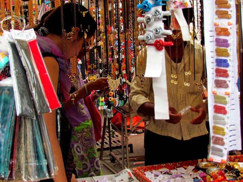 Tulsibaug Market