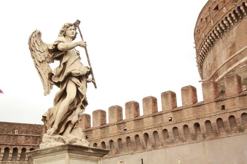 Que faire et que voir au Château Saint-Ange à Rome ?