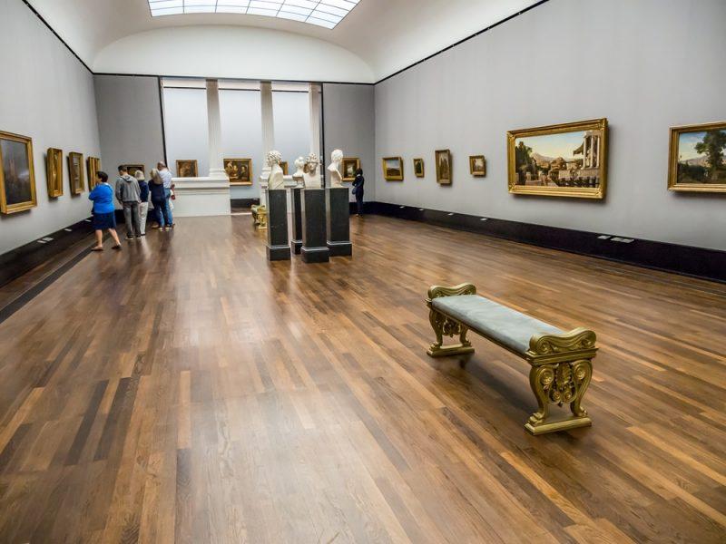 Que voir et que faire à l'Altenational Galerie, Berlin