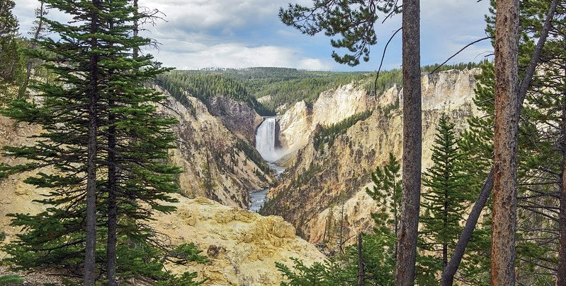 Yellowstone, National Park, Etats Unis
