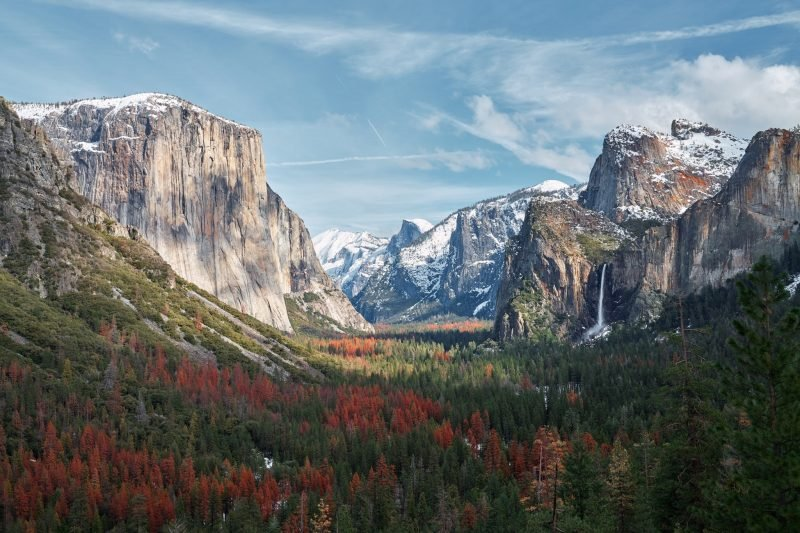 Yosemite National Park, Etats-Unis