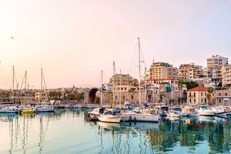 Heraklion-visiter-port