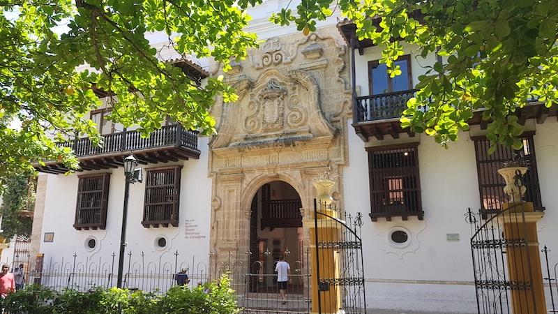 Musée historique, Cartagena