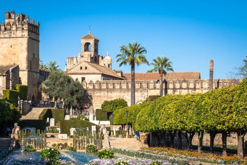 Alcázar, Jardins, Cordoue