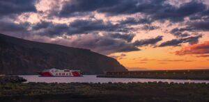 Comment se déplacer en ferry dans les îles Canaries ?