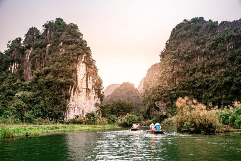 Baie d'Along, Vietnam