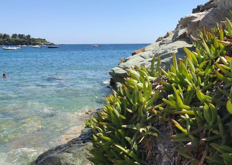 Plage d'Ammourada, Héraklion Crète