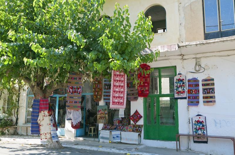 Anogia, Crète
