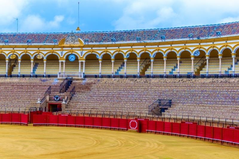 Arènes de la Maestranza, Séville