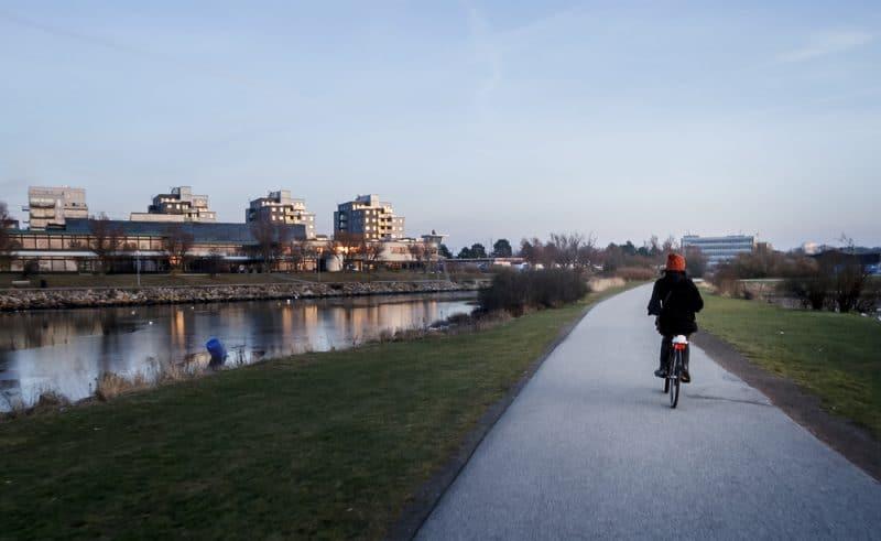 Faire du vélo à Malmö