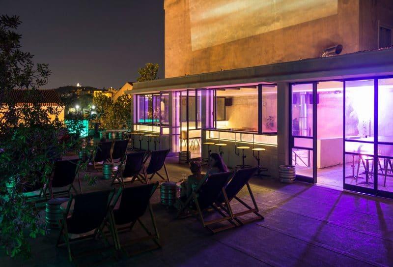 Bios Bar, Athènes, Grèce