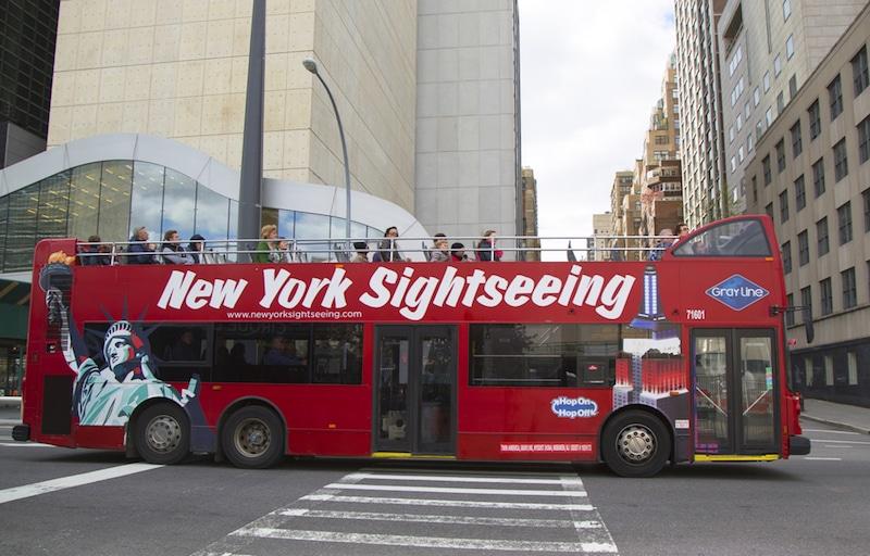 Hop On Hop Off, New-York