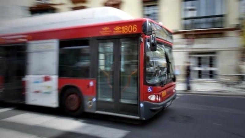 Bus, Séville