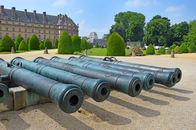 Musée de l'armée , Paris