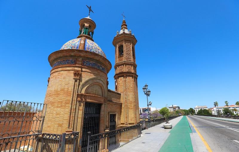 Castillo de San Jorge, Séville