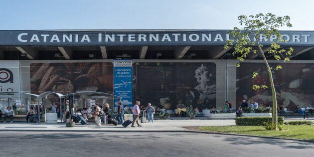 Transfert entre l'aéroport de Catane et le centre