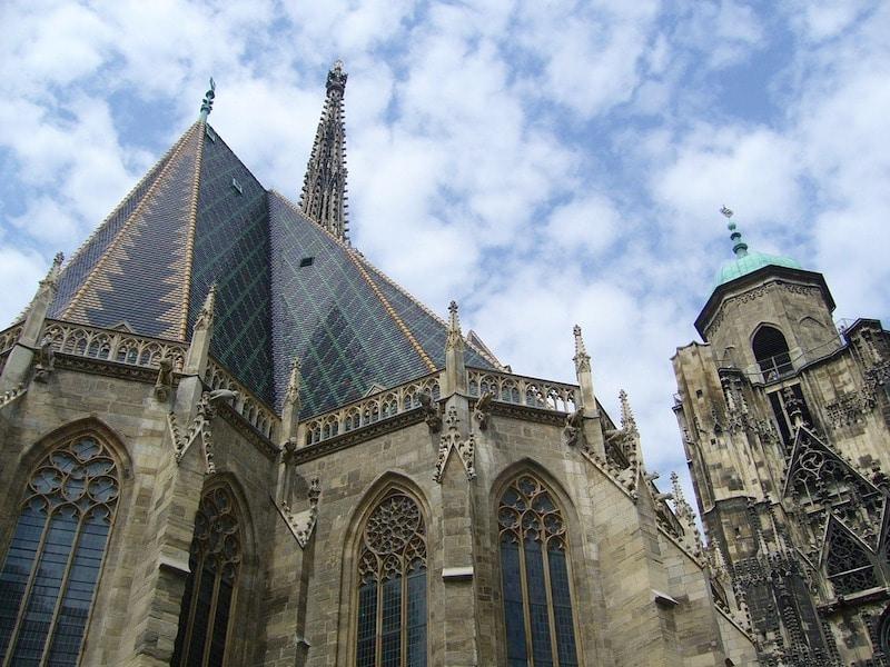 Cathédrale Saint-Etienne, Vienne