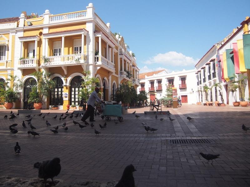 Centre historique, Cartagena